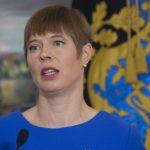 Керсти Кальюлайд направляется с официальным визитом в Берлин