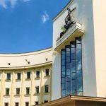 Фасадам поликлиники «Аэрофлота» вернут исторический облик