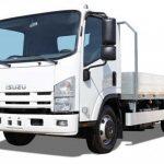 Isuzu отзывает в России 60 грузовых автомобилей
