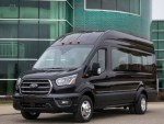 Как создать идеальный климат в салоне Ford Transit?