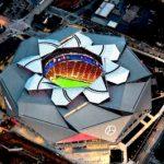 Как выглядят самые красивые стадионы в мире? Мерседес-Бенц, Эрриксон-Глоб, «Птичье гнездо»
