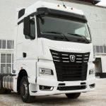 КАМАЗ начал продажи тягачей нового поколения