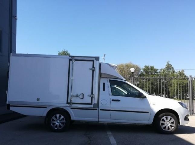 LADA Granta получила удлиненную версию для перевозки грузов