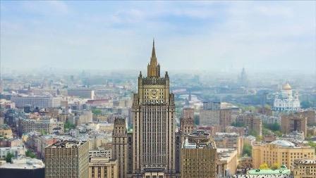 МИД РФ: США не предлагали России провести переговоры по ДОН