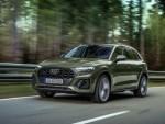 Немцы представили обновленный кроссовер Audi Q5