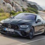 Новые двухдверные модели Mercedes-Benz Е-класса не получат моторов V8