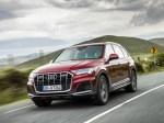 Новый Audi Q7 поступил в продажу в России