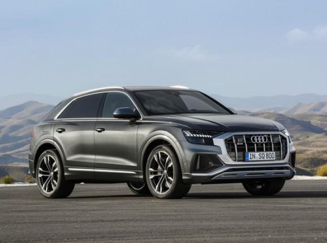 Новый купе-кроссовер Audi SQ8 доступен для заказа в России