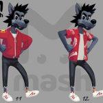 Новый облик Волка из перезапуска «Ну, погоди!» слили в сеть