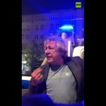 Объяснения пьяного Ефремова с сотрудниками ГИБДД попали на видео