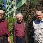 Ветераны и соотечественники поздравили Посла РФ в Эстонии с Днём рождения (видео)
