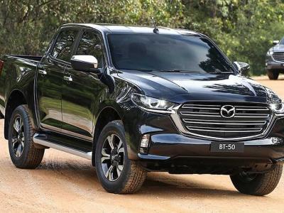 Представлено новое поколение Mazda BT-50