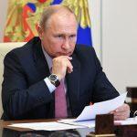 Владимир Путин призвал сделать все для сохранения правды о Второй мировой войне