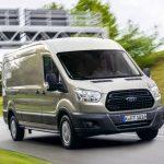 Российский рынок LCV в апреле занял третье место в Европе