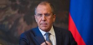 Сергей Лавров сообщил о запрете Запада обращаться к России за помощью