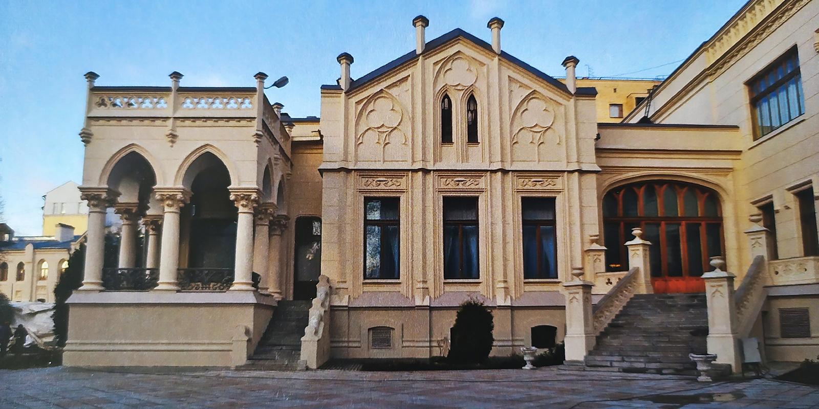 Шедевр Шехтеля: эксперты подтвердили ценность особняка Саввы Морозова на Спиридоновке