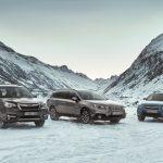 Subaru за 20 лет реализовала в России около 180 тыс. автомобилей