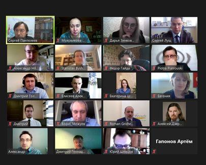 В рамках проекта «Точки роста» состоялся круглый стол «Мир после коронавируса – Евразийская повестка 2030»