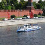 Вода в Москве-реке прогрелась до 21 градуса