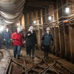 Завершена проходка одного из самых глубоких тоннелей Большой кольцевой линии