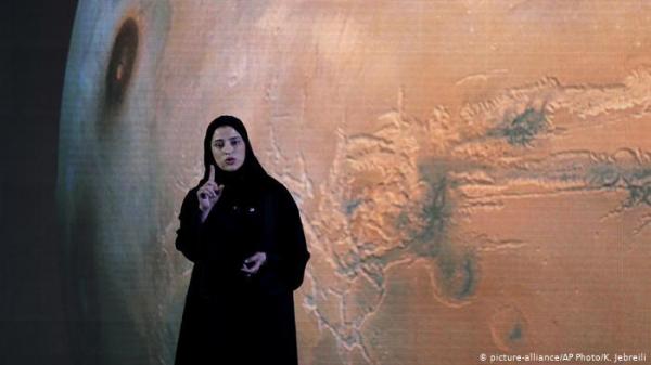 Первую арабскую миссию на Марс запустила женщина