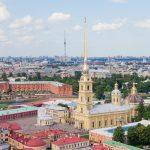 Интернет-гид приглашает на недельную экскурсию по Санкт-Петербургу