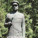 В России возмущены нападением на памятник маршалу Рокоссовскому в Польше