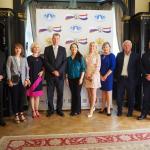 В Посольстве России в Нидерландах наградили соотечественников