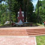 На Кургане Дружбы встретились представители Беларуси, Латвии и России