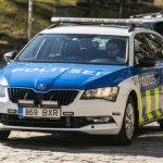 Полицией в Эстонии задержан  за сутки 31 нетрезвый водитель
