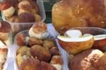 Почему так дорого: От 15 до 40 евро за грибы. Латвийские торговцы объяснились