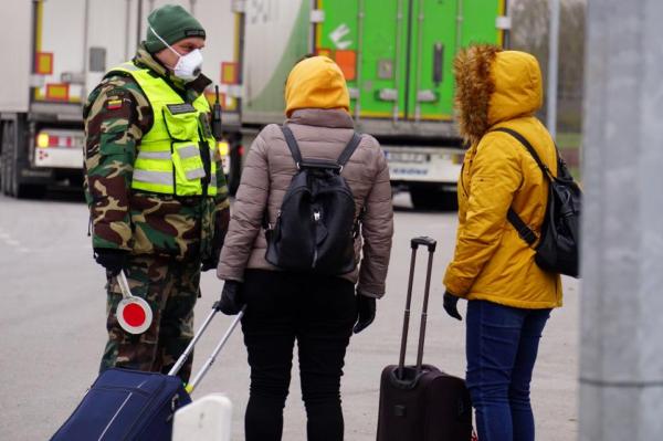Пересекая границу Латвии, ЕС и России: что и сколько можно взять с собой