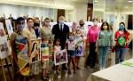 В Бейруте открылась выставка #АртКарантинЛиван