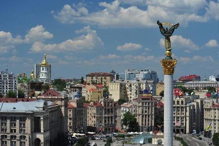 В столице Украины переименовали Российскую улицу