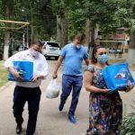 В Ташкенте проходит внеплановая благотворительная акция «Доброе сердце»