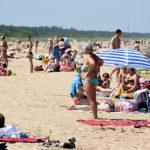 На этой неделе в Латвии будет мало осадков и станет теплее