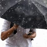 Погода на пятницу: холодно, ветрено и дожди