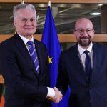 Глава ЕС предложил оставить Литве компенсацию за эмиграцию – проект бюджета