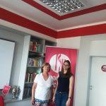 Бывшие учащиеся не перестают посещать Русский центр в Пече