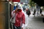 В ближайшие дни ожидается потепление, временами - дождь