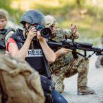 Военкоров из России, Сирии и Индии наградили международной премией RT