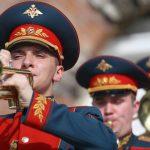 Никто из участников парада Победы в Москве не заболел коронавирусной инфекцией