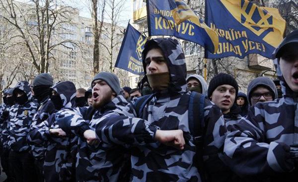 Publico Португалия : Украина – военная тренировочная база для ультраправых со всего мира