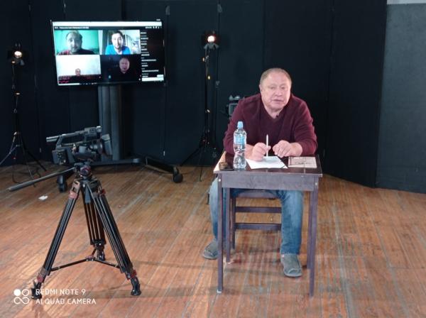 ГИТИС при поддержке фонда «Русский мир» запустил цикл программ для русских театров