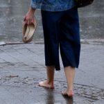 В пятницу также ожидается дождь