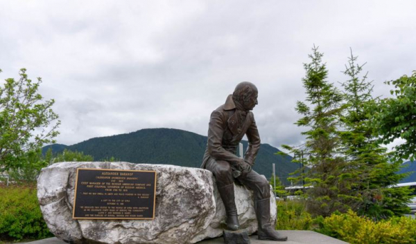 Россия готова забрать памятник русскому губернатору Аляски
