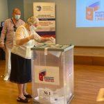 В Европе процесс голосования прошел активно