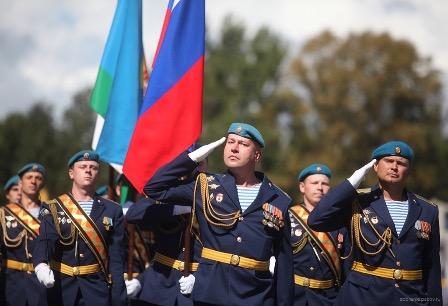 На портале Минобороны к 90-летию ВДВ открыли раздел «Элита армии, гордость России»
