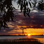 Синоптики предупредили о приближении грозовых туч к Латвии