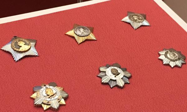 Музей Победы расскажет о появлении орденов Суворова, Кутузова и Александра Невского